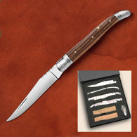 Laguiole Knife Kit with Blade and Handle