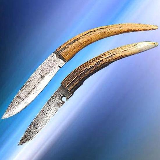 Original 1800s Gurkha Patch Knives