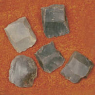 Picture of British Musket Flints - 5 Pieces