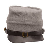 Picture of Civil War Kepi for Enlisted Men CSS