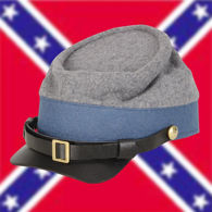 Picture of Confederate Kepi