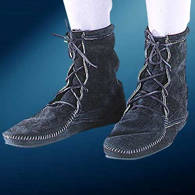 Picture of Low Boots without Fringe