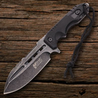 Xtreme Spear Point Black Scales