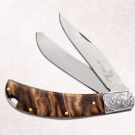 Elk Ridge Trapper Dual Blade Folding Knife