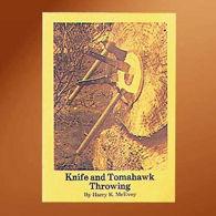 Knife & Tomahawk Throwing Book