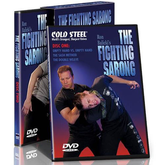 The Fighting Sarong DVD by Cold Steel