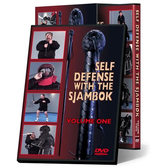 Self Defense With the Sjambok DVD