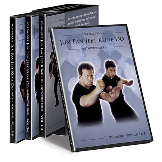 Ron Balicki's Jun Fan Jeet Kune Do DVD