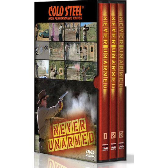 Picture of Never Unarmed DVD