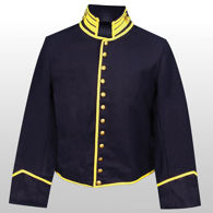 Picture of Union Enlisted Cavalry Shell Jacket
