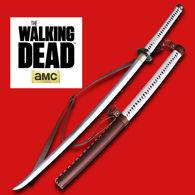 Walking Dead Michonne Katana Swords with Scabbard