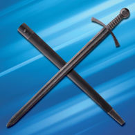 Acre Crusader Broadsword with Scabbard