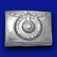 Picture of SS Pistol Belt & Buckle