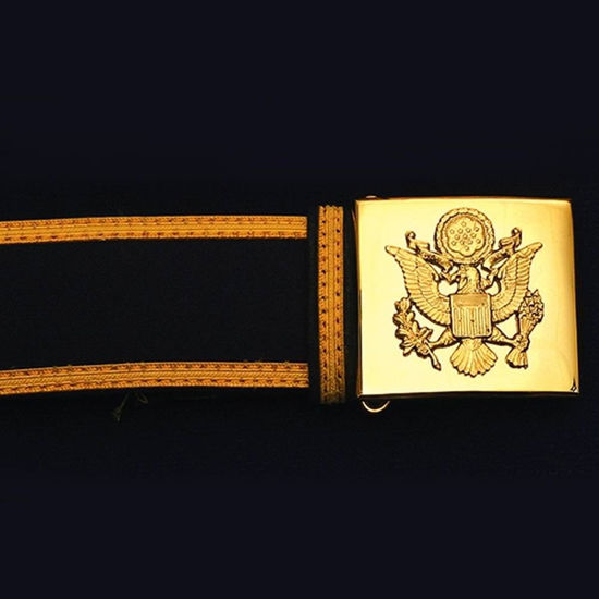 US Army Enlisted Personnel Belt Buckle