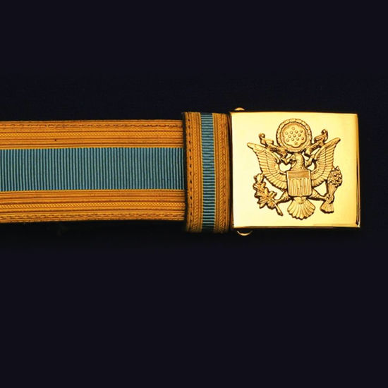 Picture of US Army Officer's Ceremonial Belt