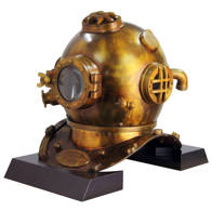 Picture of US Mark V Divers Helmet Replica