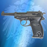 Picture of Walther P-38 Luger Dummy Gun