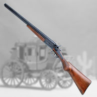 Double Barreled Stagecoach Shotgun