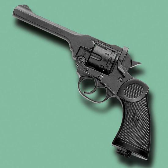Webley MK IV Replica Non-Firing Revolver