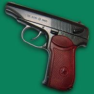 Russian WWII Makarav Pistol Non Firing Replica