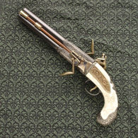 Picture of Double Barrel Turn Over Pistol
