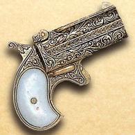 Picture of 1866 Double-Barreled Derringer