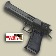 Desert Eagle Magnum Replica Pistol Black