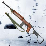 1941 Paratrooper Carbine Replica M1A1