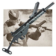 British STEN MKII Non-Firing Replica