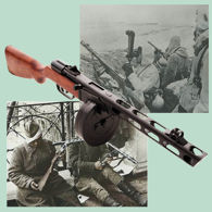 Russian PPSH-41 & pictures