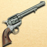 1873 Cavalry Model Pewter Revolver