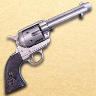 .45 Caliber Revolver