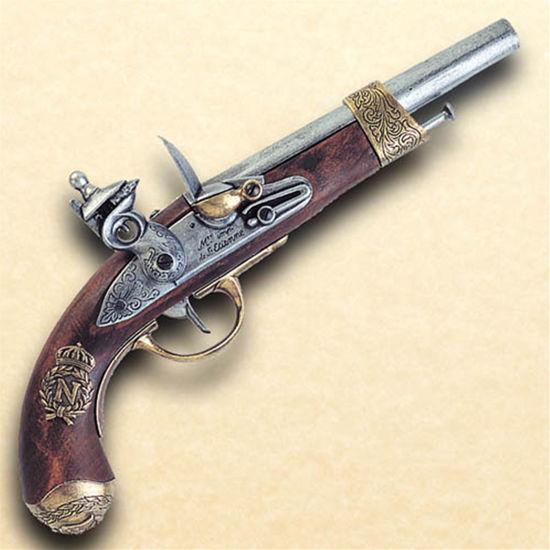 Napoleon Flintlock Pistol