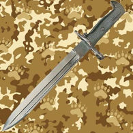 M1 Bayonet Cut-Off Spear Point Style