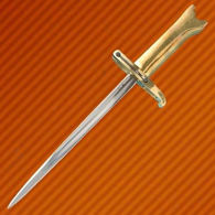Pritchard Pistol Bayonet Reproduction