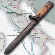 Italian WWII Carcano Folding Bayonet Knife