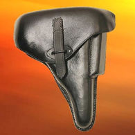 Picture of P-38 Hardshell Holster German Marked