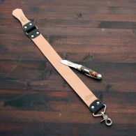 Small Leather Razor Strop