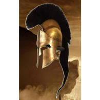 "Picture of ""300"" King Leonidas Helmet"