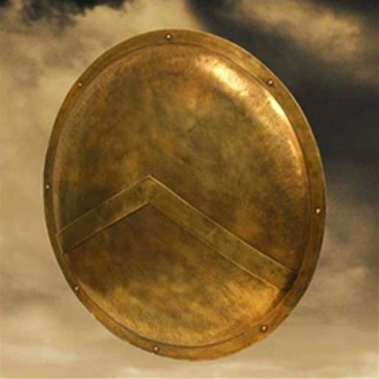 "Picture of ""300"" Spartan Shield"