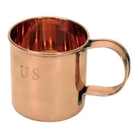 Picture of Solid Copper US Soup Mug