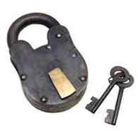 Picture of Small Iron Lock