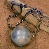 Picture of Historical Ball & Chain