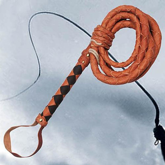 Picture of Full Grain Leather Adventurers Whip