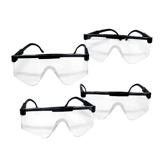 US Military Surplus Protective Eyewear Goggles - set of 4