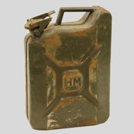 Picture of Original Czechoslovakian Jerry Can