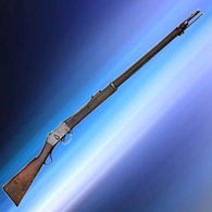 Picture of P-1871 Short Lever Martini Henry Rifle