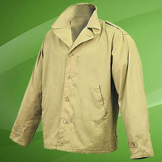 Picture of GI WWII M41 Enlisted Man's Field Jacket