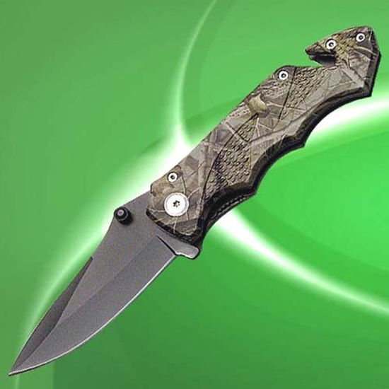Picture of Camo Scales Knife