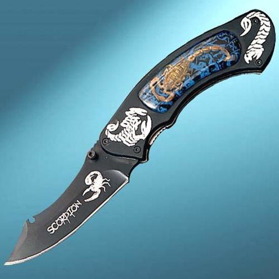 Picture of Scorpion Knife